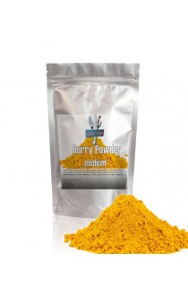 Curry Powder - medium scharf - 200g